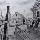 Portside Memories by Jack G Brauer