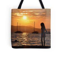 Roxie Silhouette Tote Bag