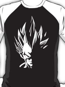Prince Vegeta Into Light T-Shirt