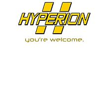Hyperion. Photographic Print