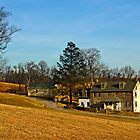 The Old Farmhouse by cclaude