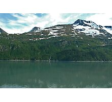 Alaskan Mountains Photographic Print