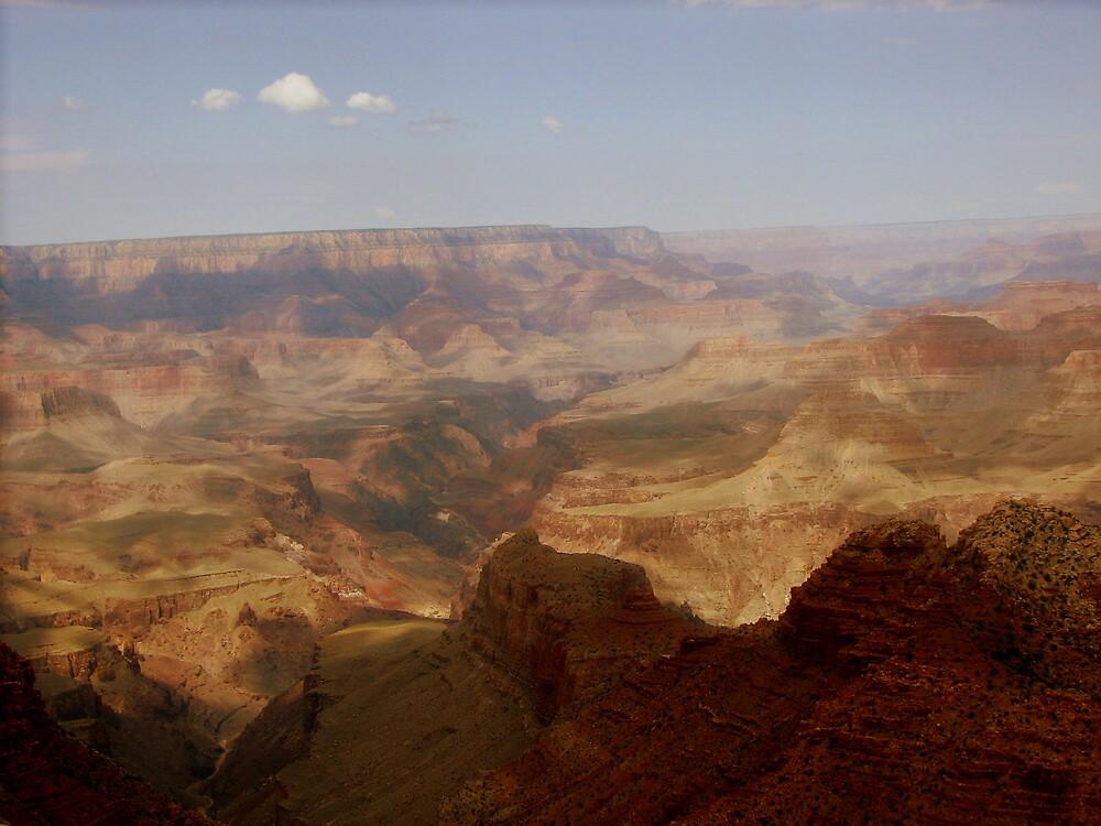 The Grand Canyon  by HelenBanham