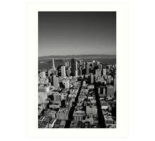 San Francisco 01 Art Print