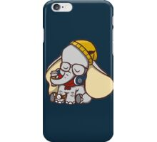Hipster Dumbo iPhone Case/Skin
