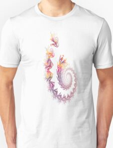 Fractal trail Unisex T-Shirt