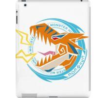 Tigrex Sigil iPad Case/Skin