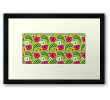 Art of flowers Framed Print