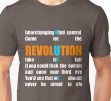 Muse Band Revolution Uprising  Unisex T-Shirt
