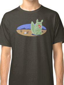 Squirrel Cactus  Classic T-Shirt