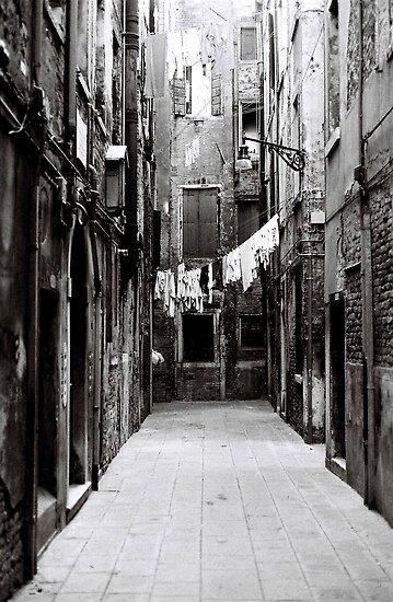 Street Car Named Venice by DavidROMAN