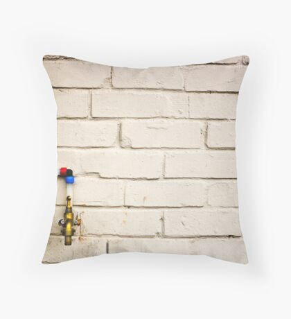 wall of life Throw Pillow