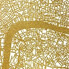 London map by AnnaGo