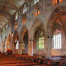 Inside St Michaels III by Tom Gomez