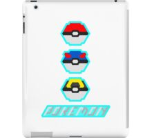 Pokeball's iPad Case/Skin