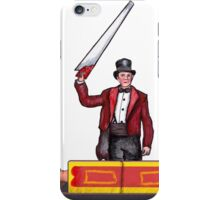 "Chester the ""Chameleon Salesman"" iPhone Case/Skin"