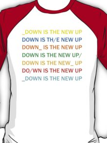 Radiohead - Down Is The New Up T-Shirt