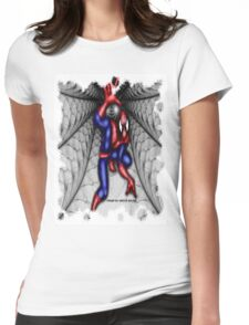 The Amazing Spiderman Womens Fitted T-Shirt
