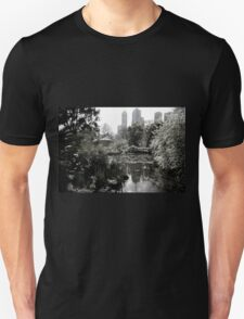Melbourne from the Botanical Gardens T-Shirt