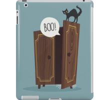 Boo! iPad Case/Skin