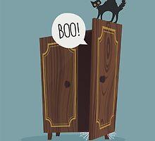 Boo! by BeardyGraphics