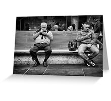 Generations.. Greeting Card
