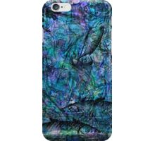 """Alchemical Secrets - """"Across The Sea Of The Wise"""" iPhone Case/Skin"""