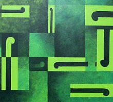 Obstacles by Rangi Matthews