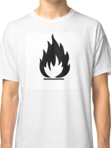 Highly Flamable  Classic T-Shirt