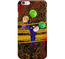 Moon Crop iPhone Case/Skin