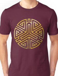Triple Happiness Unisex T-Shirt