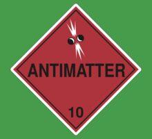 Antimatter: Hazardous! Kids Clothes