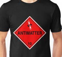 Antimatter: Hazardous! Unisex T-Shirt