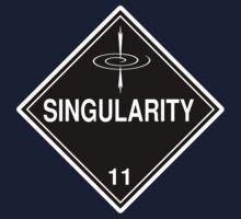 Singularity: Hazardous! Kids Clothes