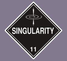 Singularity: Hazardous! Kids Tee