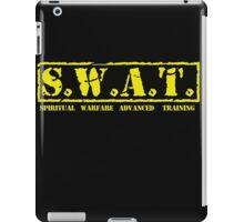 S.W.A.T. YELLOW iPad Case/Skin