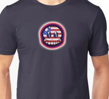 Patriotic Tako-Chan Unisex T-Shirt