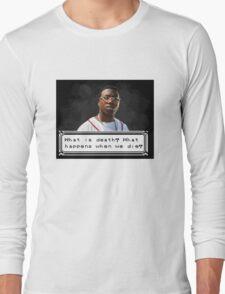 Gucci Thinking Long Sleeve T-Shirt