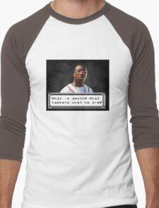 Gucci Thinking Men's Baseball ¾ T-Shirt