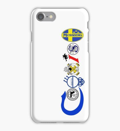 COEXIST Gun Style iPhone Case/Skin