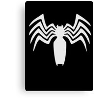 Venom crest Canvas Print