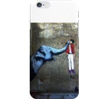 Elefant bus iPhone Case/Skin