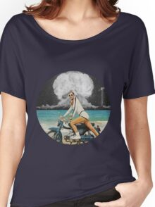 ICE COLD MO' FO' Women's Relaxed Fit T-Shirt