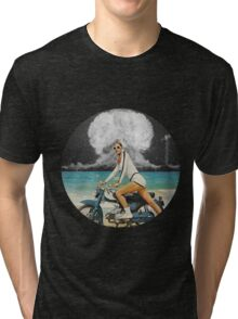 ICE COLD MO' FO' Tri-blend T-Shirt