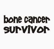 Bone Cancer One Piece - Short Sleeve