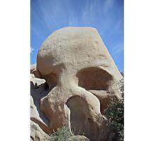 Skull Rock Photographic Print