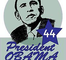 44 OBAMA by VividAudacity
