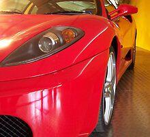 Ferrari Vision by Kirsten H
