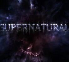 supernatural season 3 logo  by supernaturalmgc