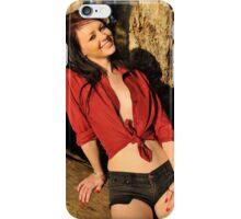 Tara 9993 iPhone Case/Skin